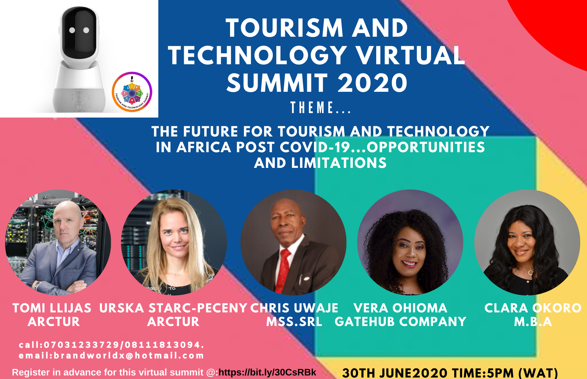 TOURISM AND TECHNOLOGY SUMMIT.COM